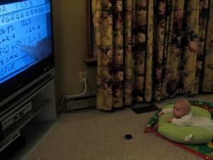 Watching Top Gear